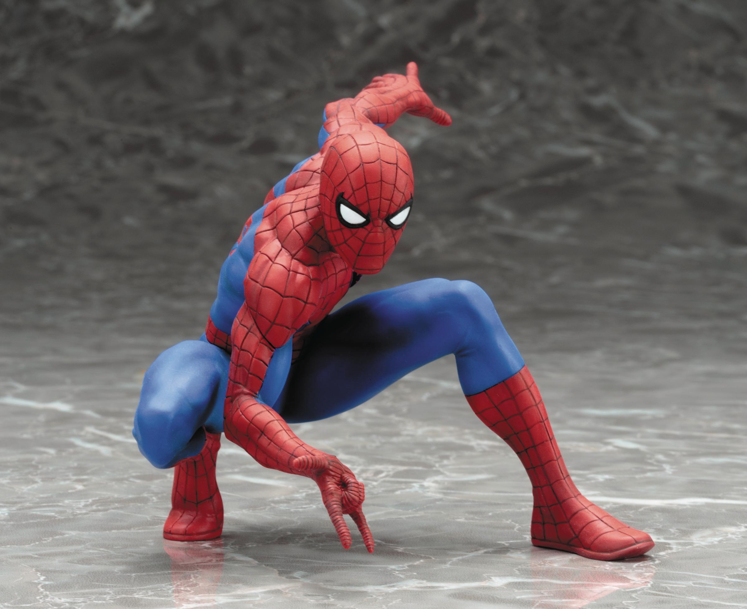 AMAZING SPIDER-MAN SPIDER-MAN ARTFX+ STATUE