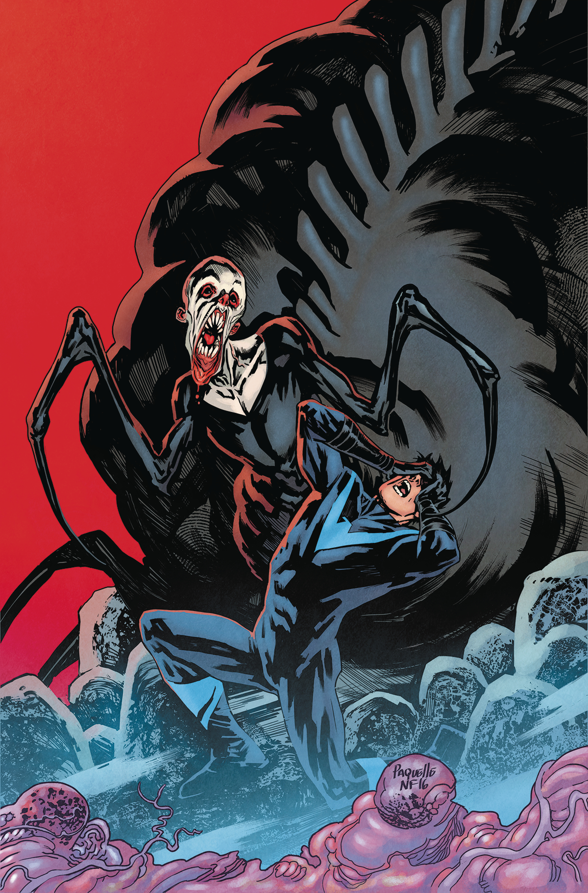 NIGHTWING #5 (MONSTER MEN)