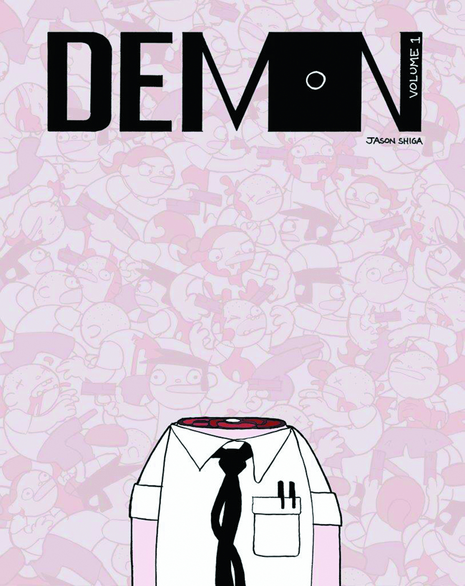 JASON SHIGA DEMON SC GN VOL 01