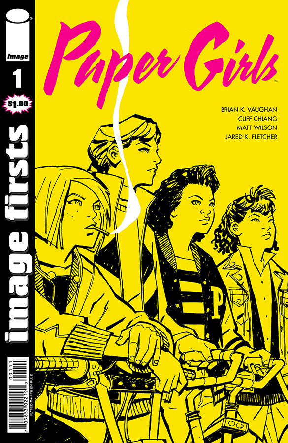 IMAGE FIRSTS PAPER GIRLS #1 (O/A)