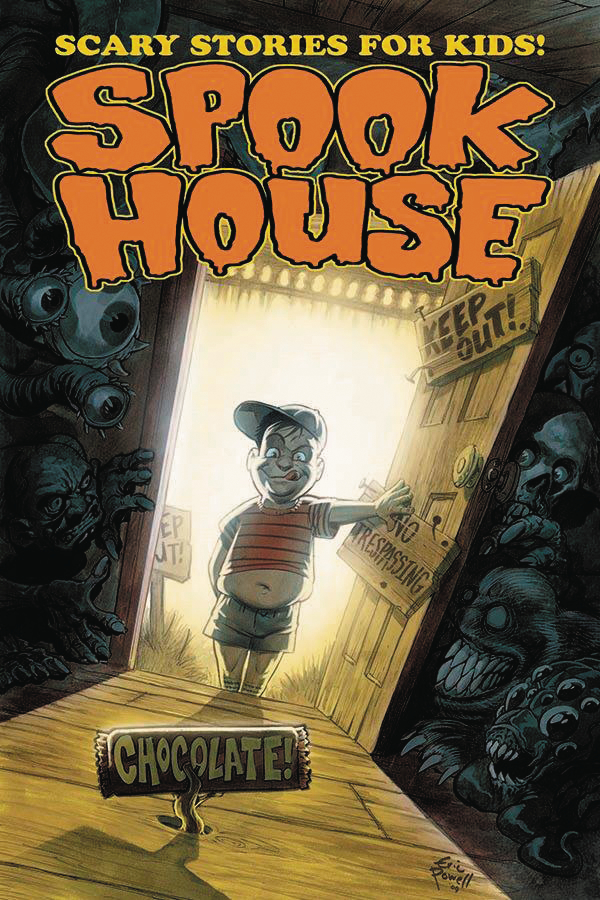 SPOOKHOUSE #1