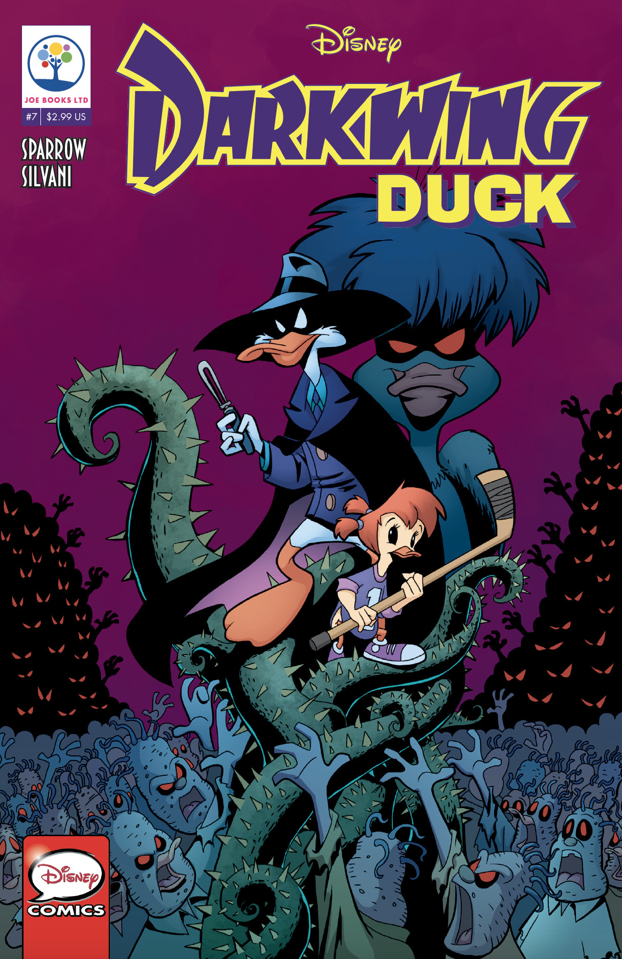 DISNEY DARKWING DUCK #7