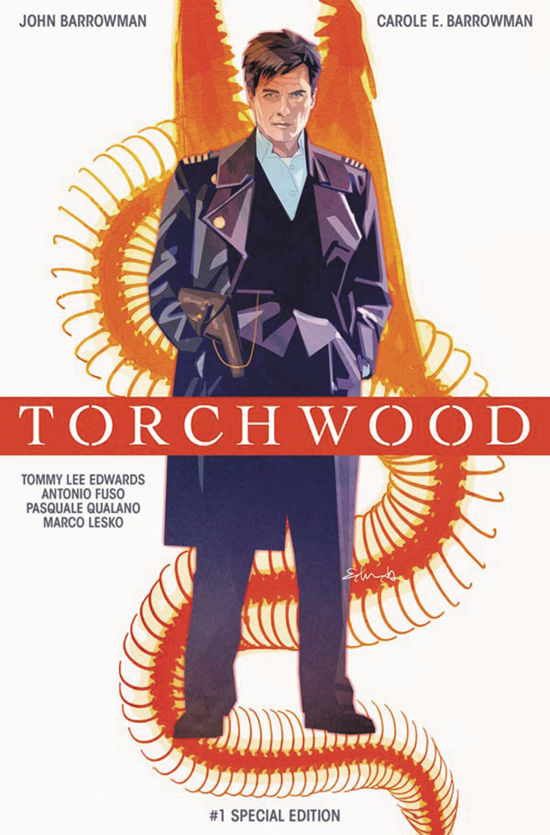 TORCHWOOD #1 CONVENTION EXC
