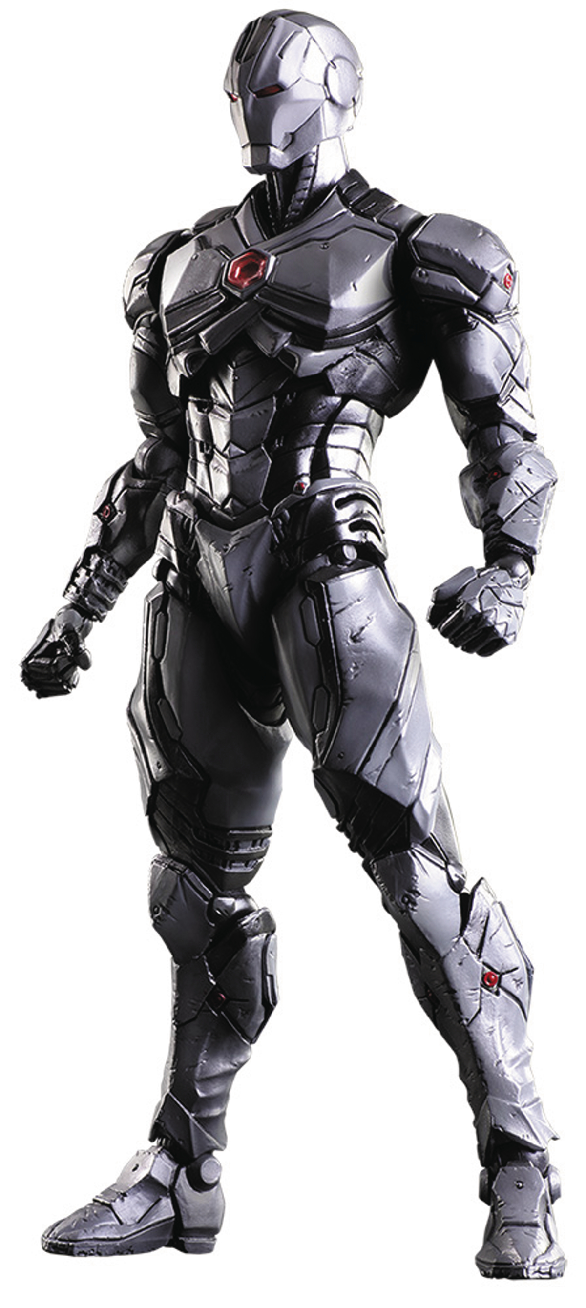 MARVEL UNIVERSE VARIANT PLAY ARTS KAI IRON MAN AF LTD COLOR