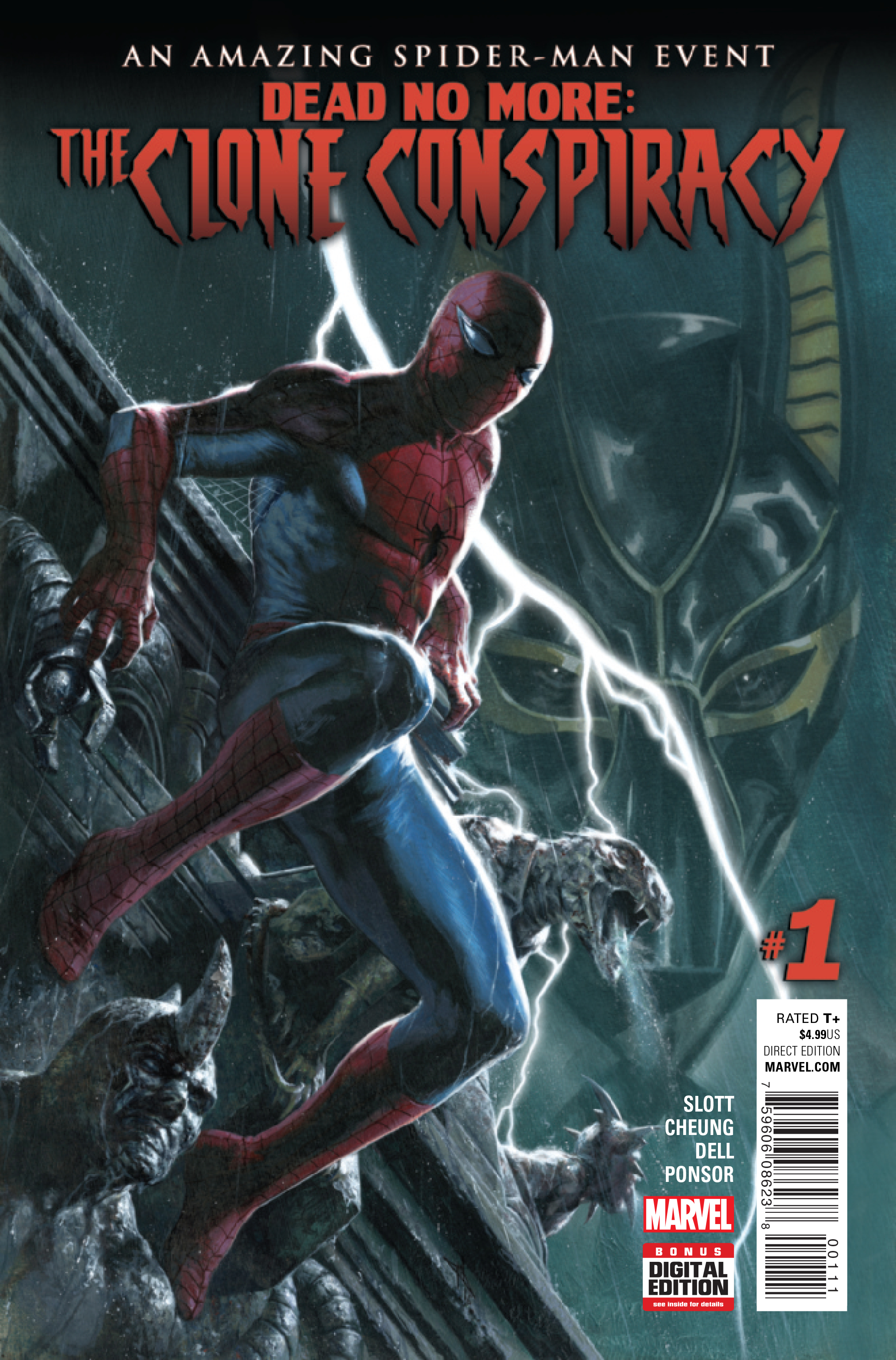 CLONE CONSPIRACY #1 (OF 5)