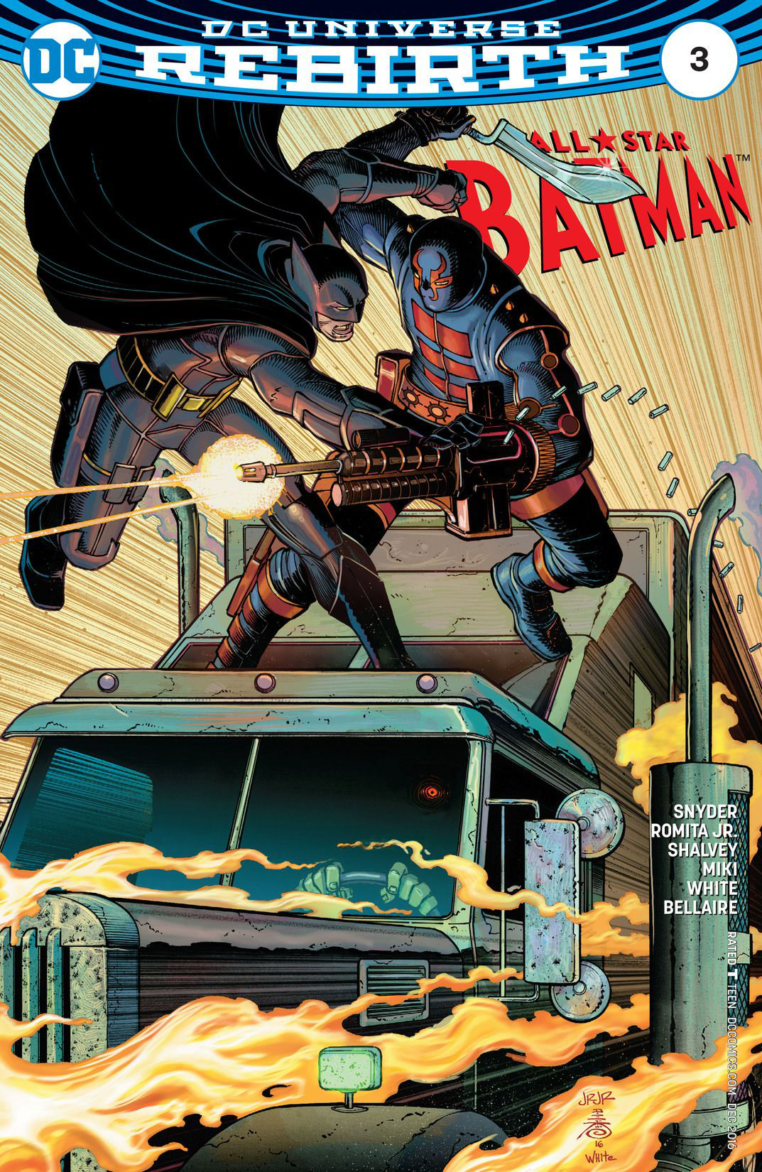 ALL STAR BATMAN #3