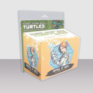 TMNT SHADOWS OF THE PAST APRIL ONEIL HERO PACK
