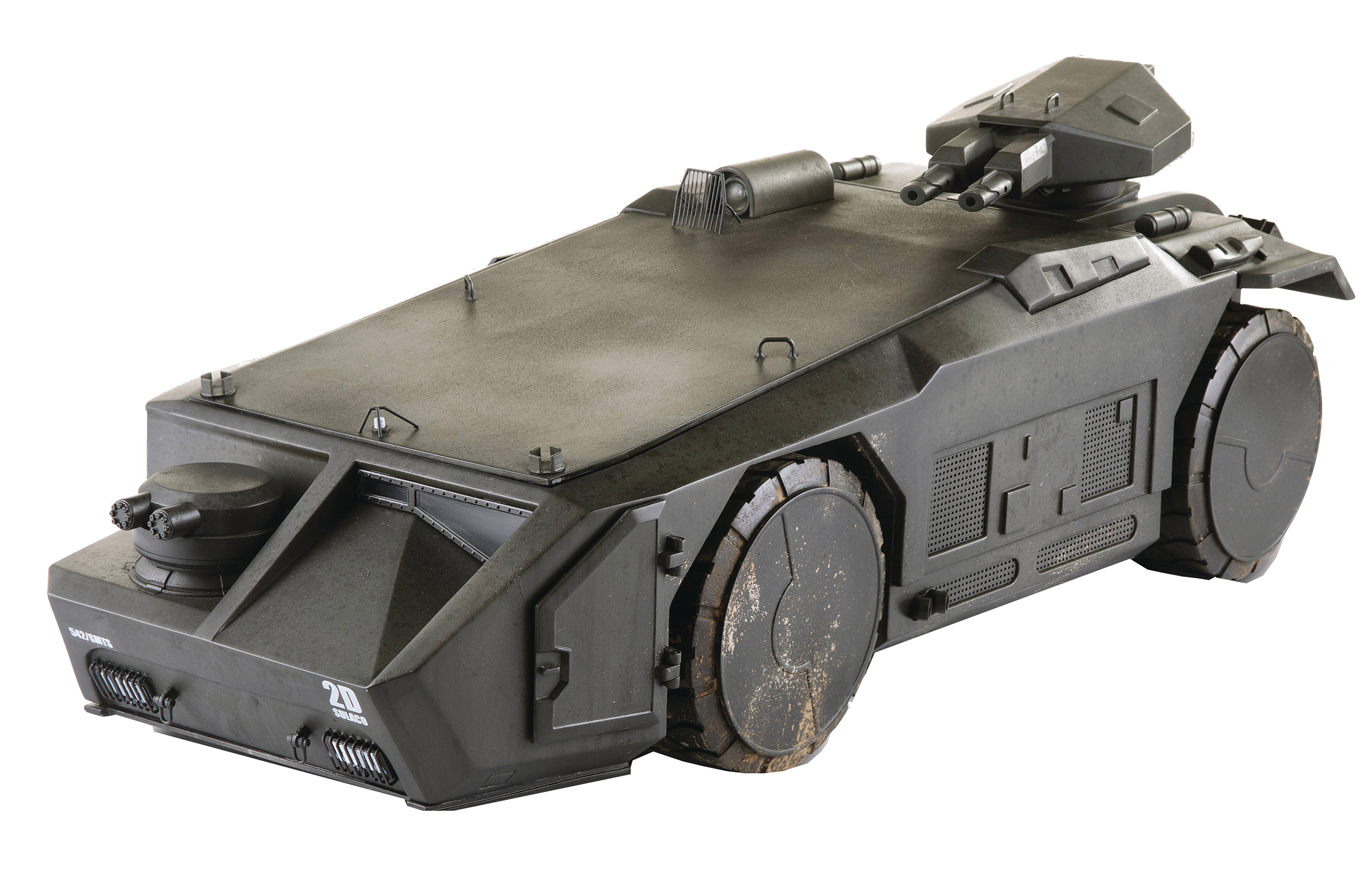 ALIENS CM ARMORED PERSONNEL CARRIER PX 1/18 SCALE VEH