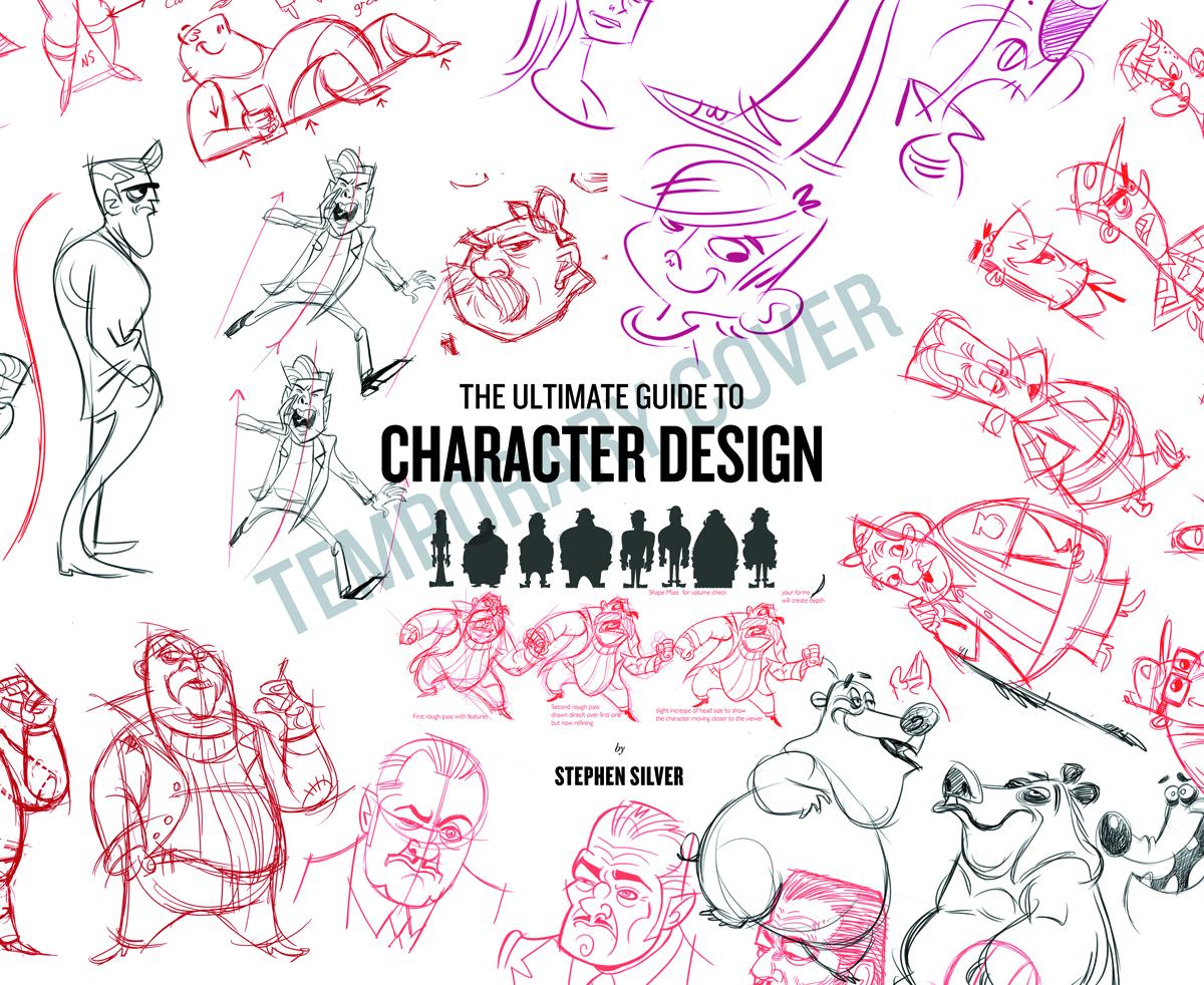 Stephen Silver Character Design App : Sep ult guide character design w stephen silver sc