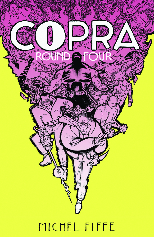 COPRA TP ROUND FOUR (MR)
