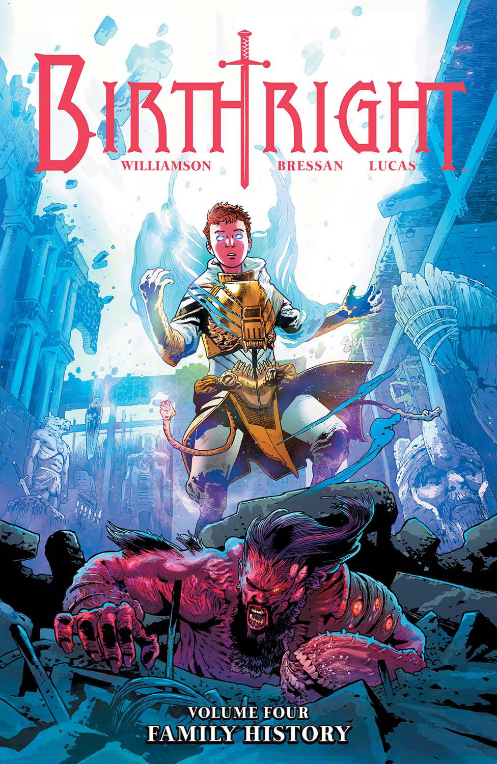 BIRTHRIGHT TP VOL 04 FAMILY HISTORY (OCT160673)