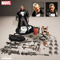 ONE-12 COLLECTIVE MARVEL PX PUNISHER DLX AF