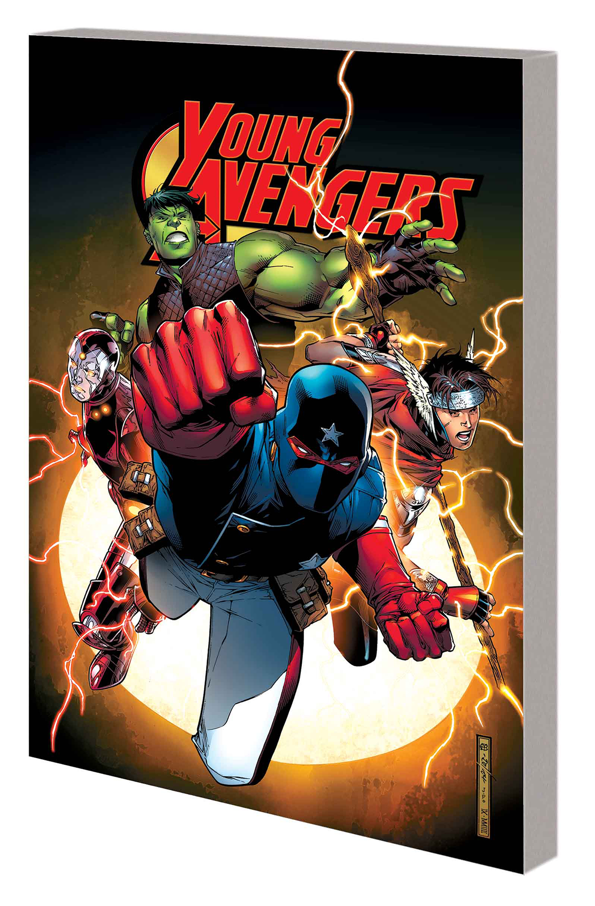 YOUNG AVENGERS BY HEINBERG AND CHEUNG COMPLETE COLL TP (2005 #1-12)