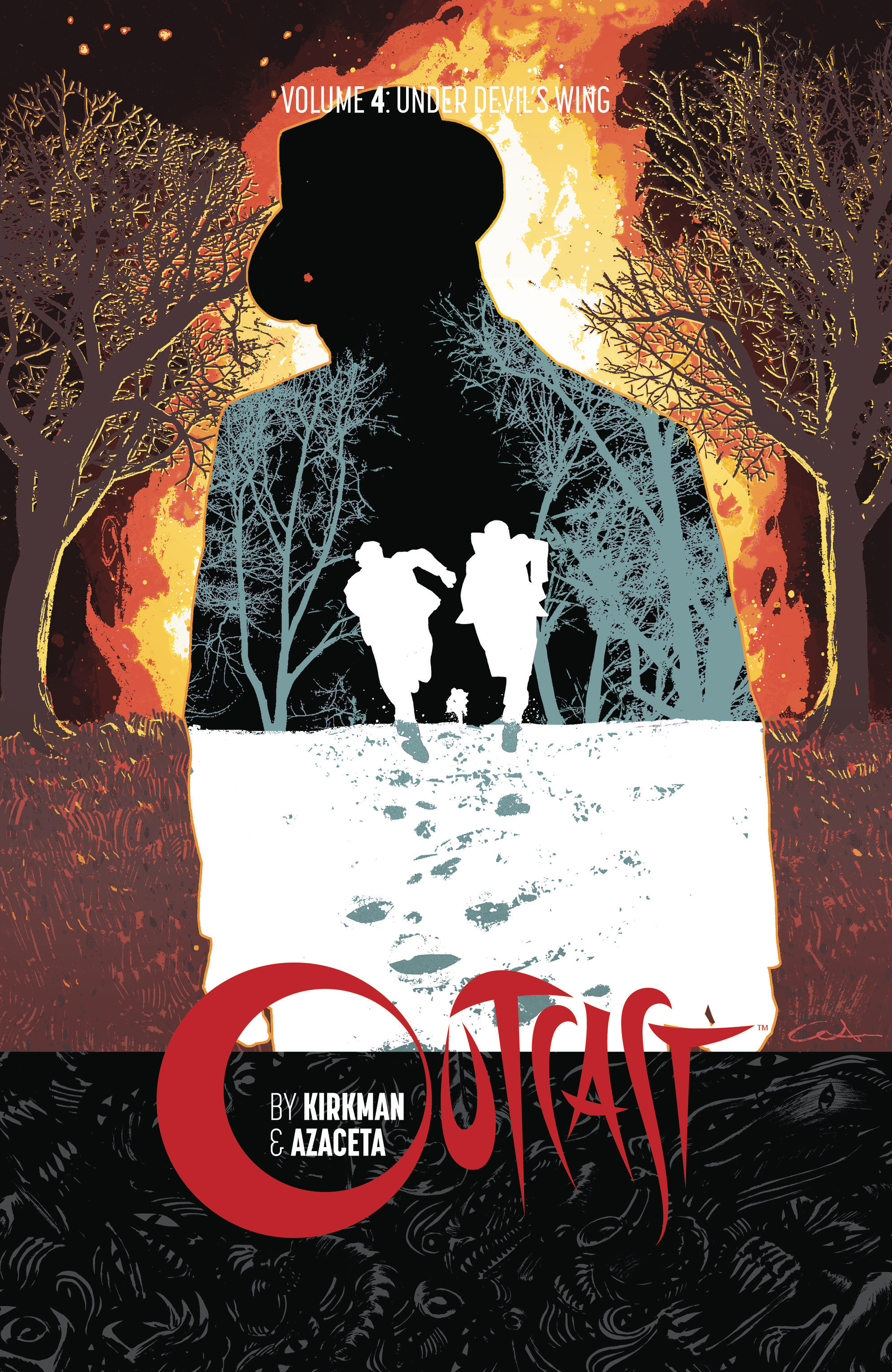 OUTCAST BY KIRKMAN & AZACETA TP VOL 04 (DEC160821) (MR)