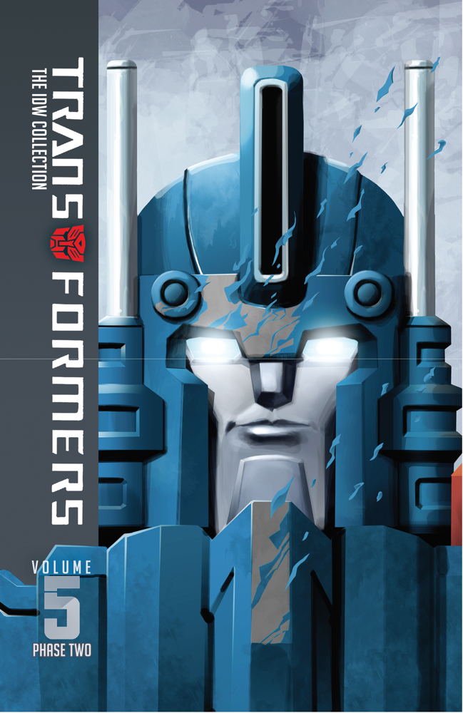 TRANSFORMERS IDW COLL PHASE 2 HC VOL 05