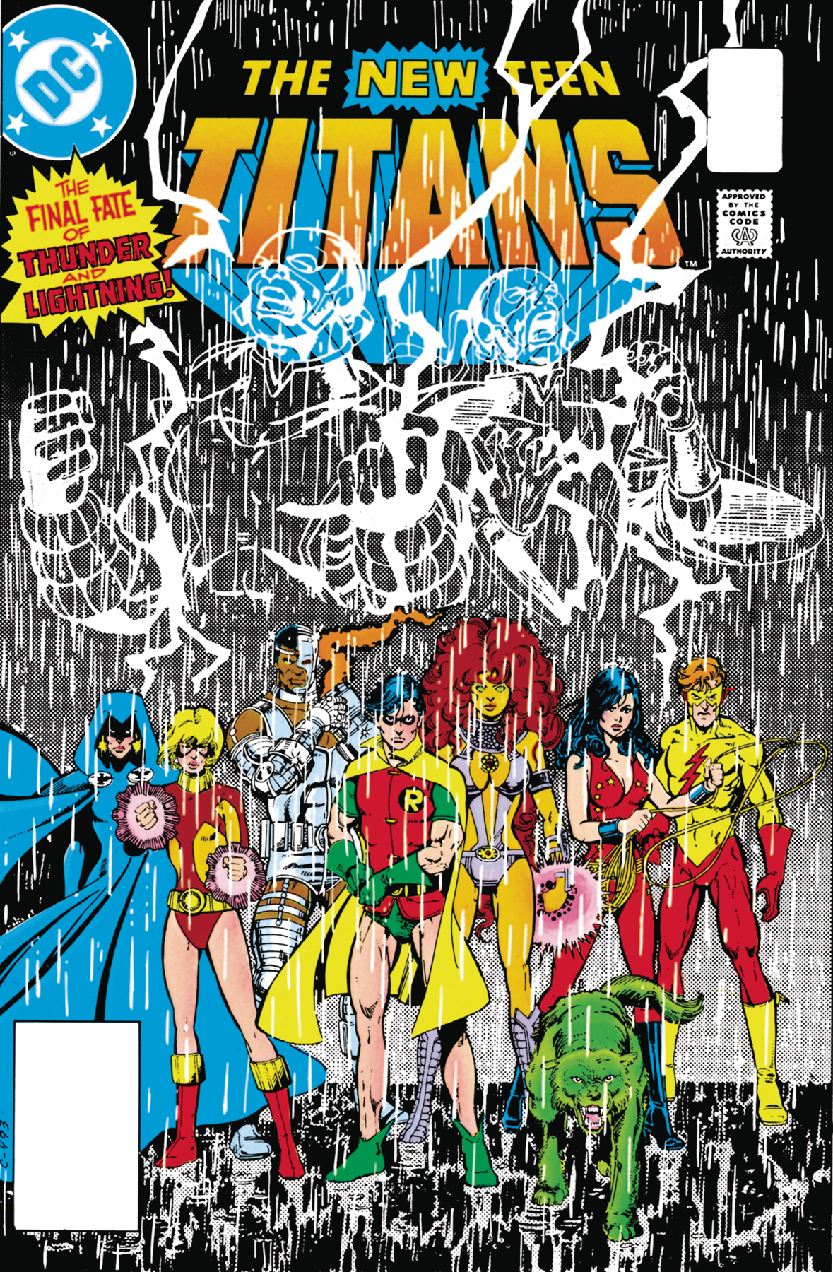 NEW TEEN TITANS TP VOL 06