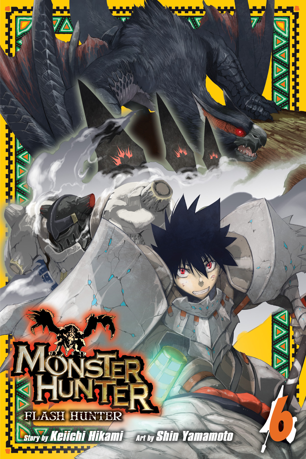MONSTER HUNTER FLASH HUNTER GN VOL 06