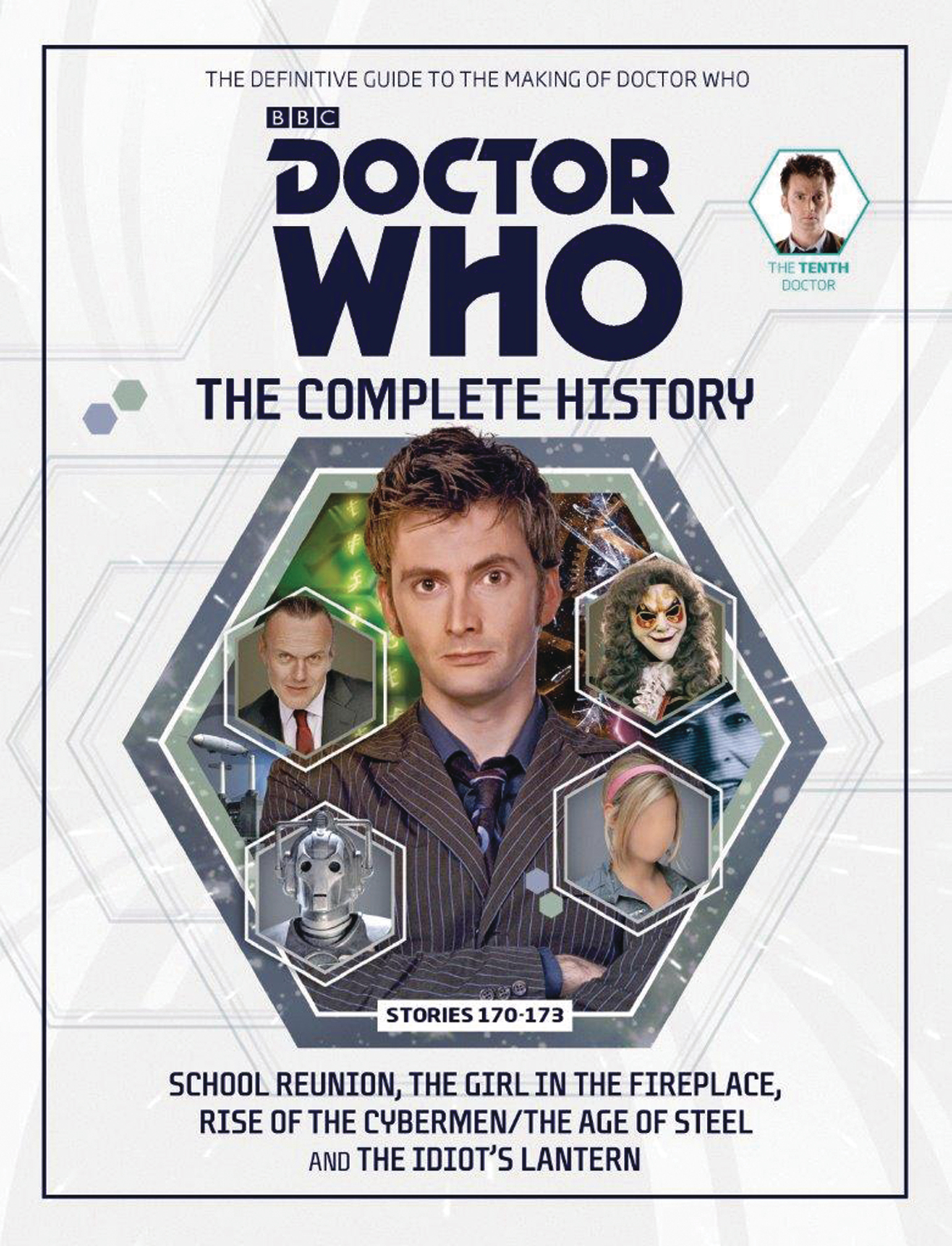 DOCTOR WHO COMP HIST HC VOL 28 10TH DOCTOR STORIES 170-173