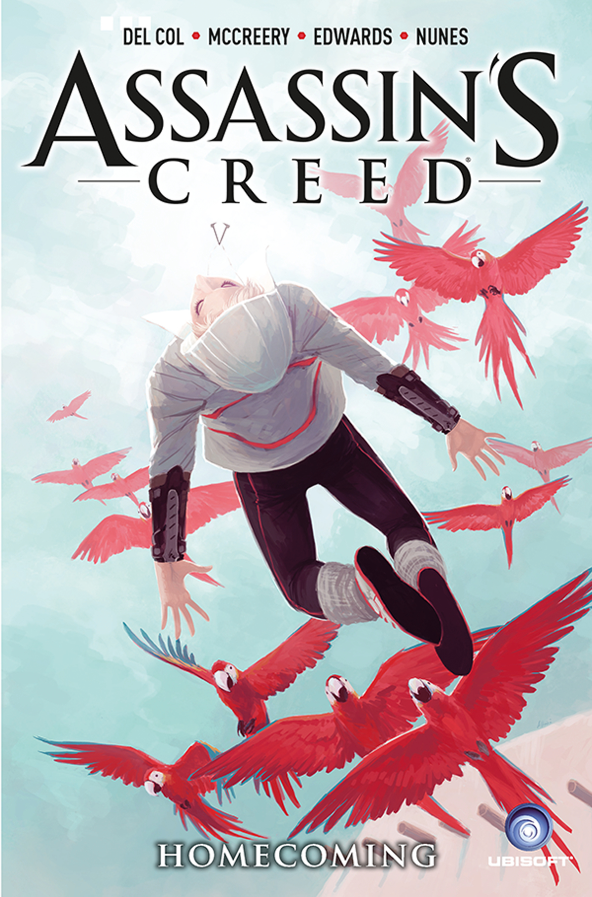 ASSASSINS CREED TP VOL 03 HOMECOMING