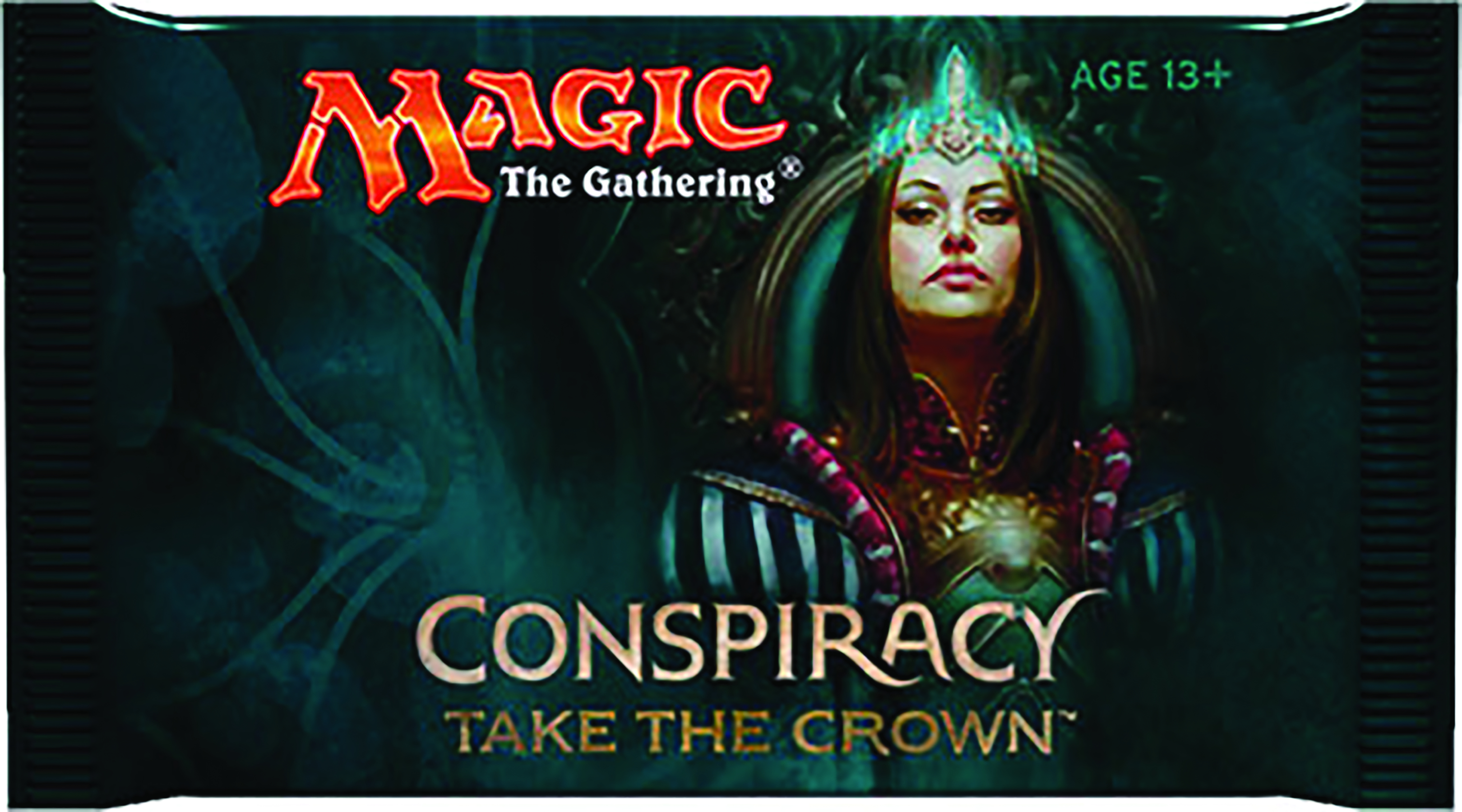 MTG TCG CONSPIRACY TAKE THE CROWN BOOSTER DIS