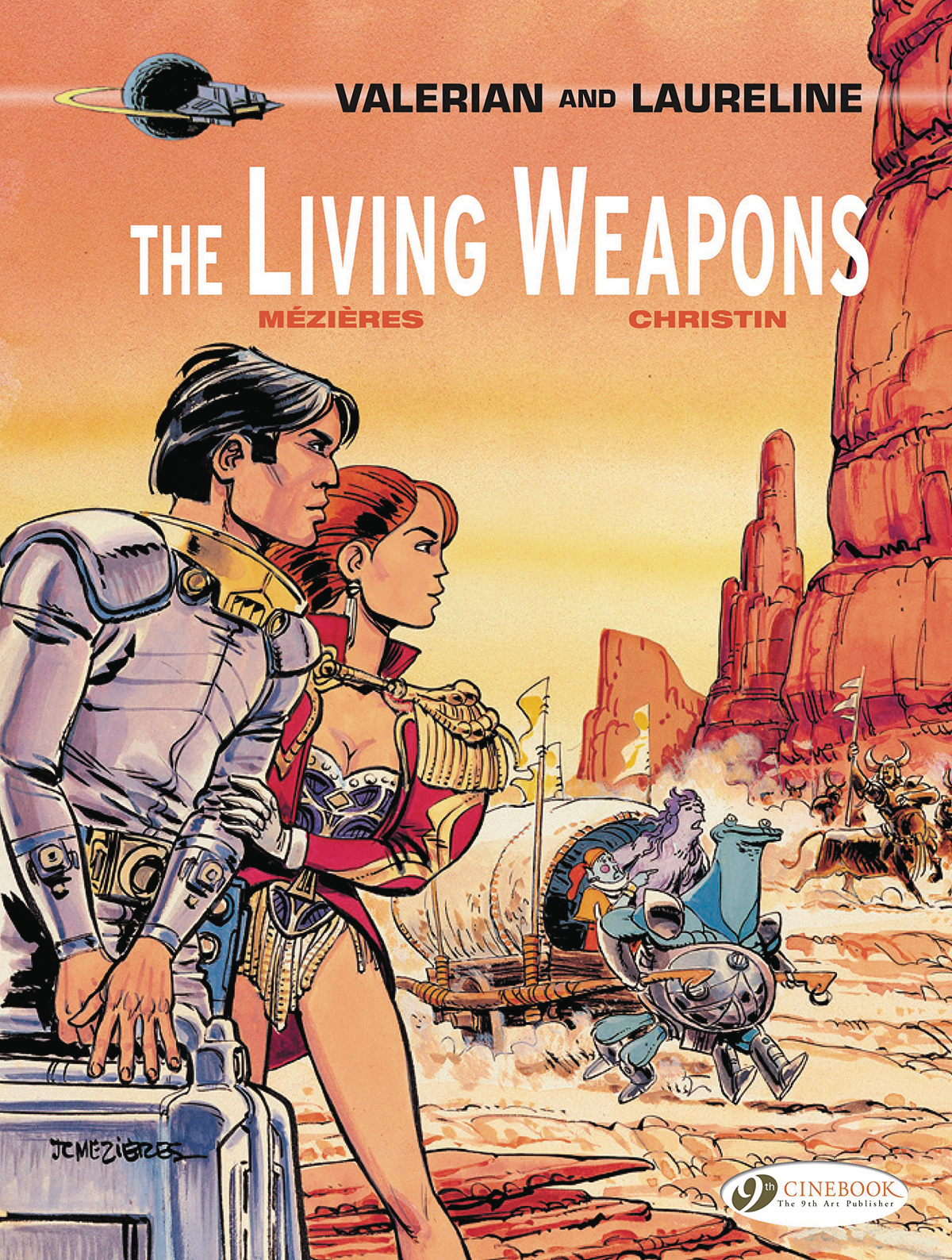 VALERIAN GN VOL 14 LIVING WEAPONS