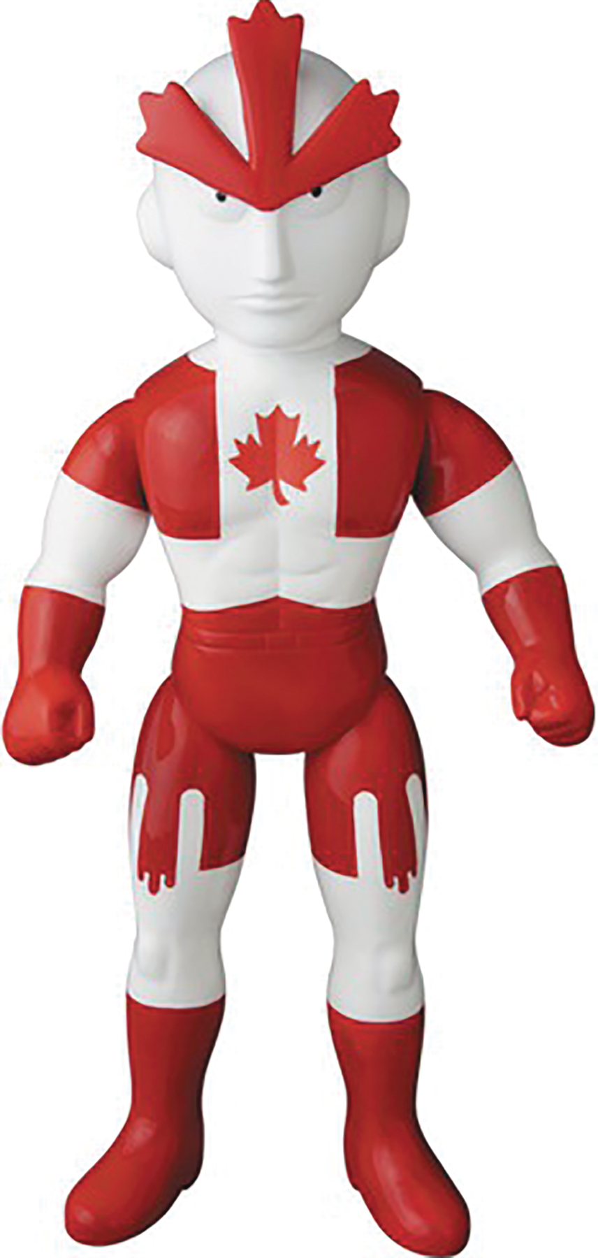 Sofubi: CANADIAN MAN SOFUBI
