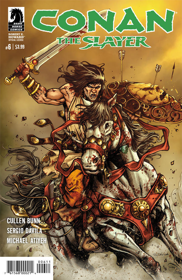 CONAN THE SLAYER #6