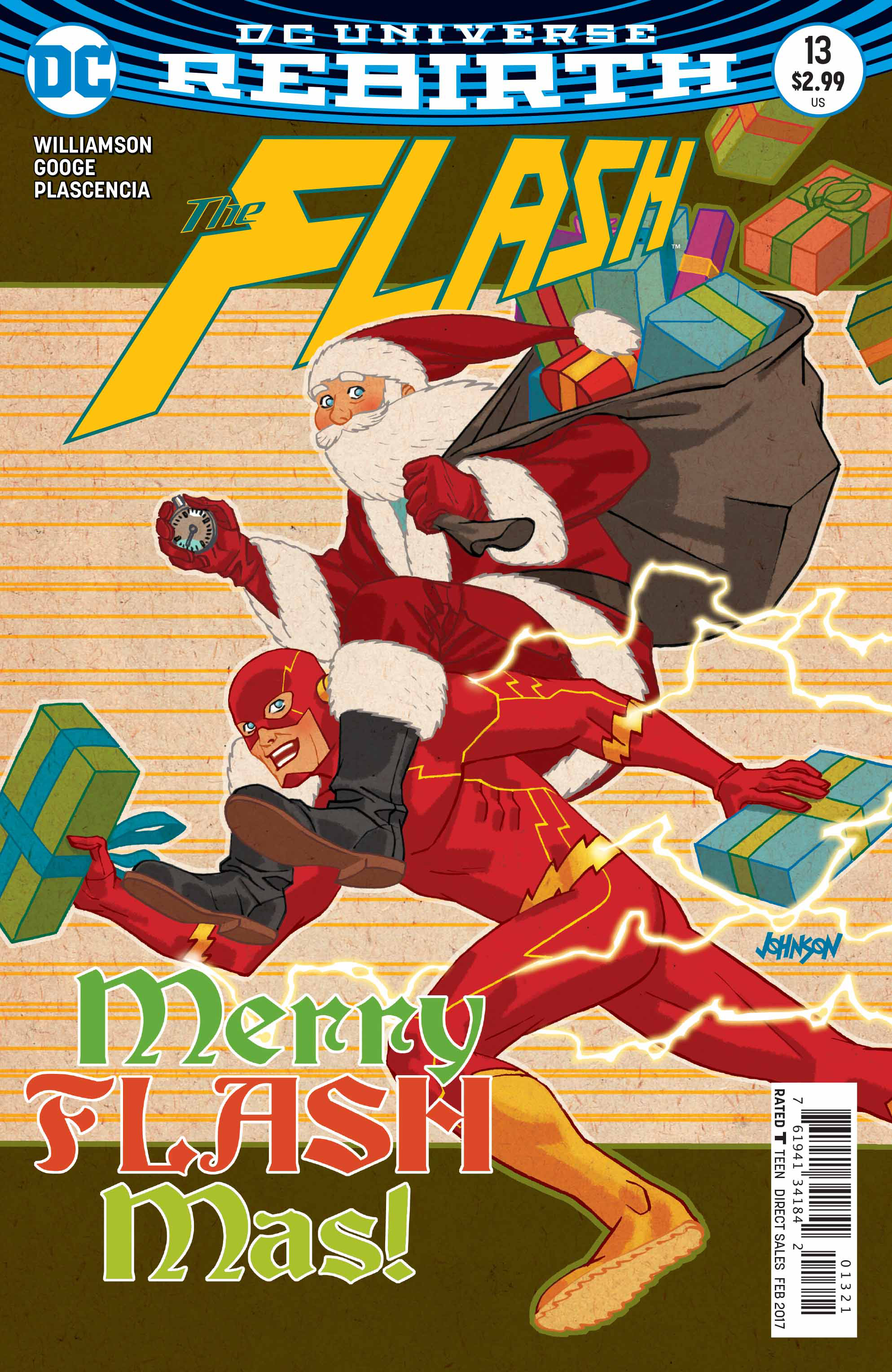 FLASH #13 VAR ED