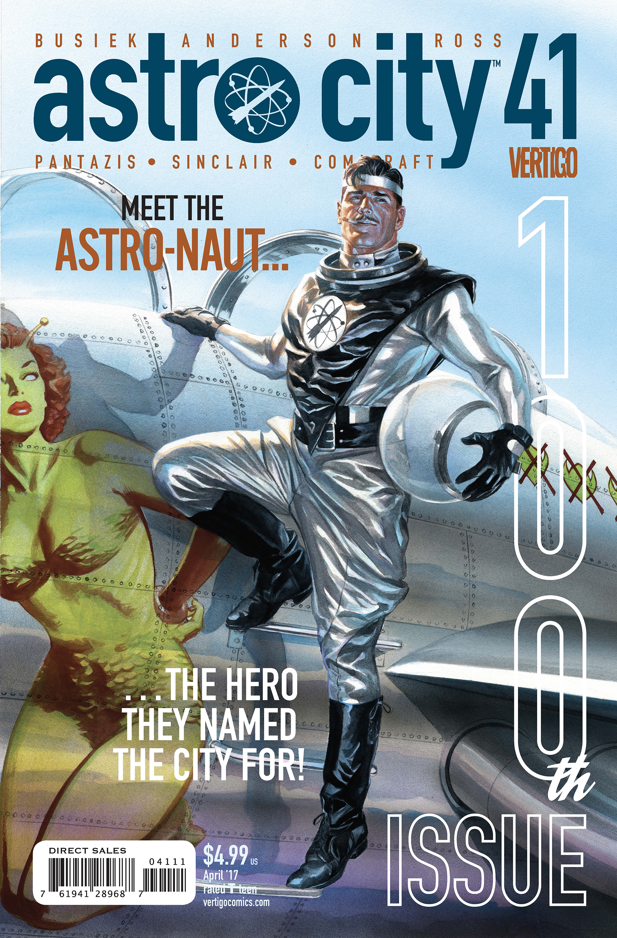 OCT160318 - ASTRO CITY #41 - Previews World