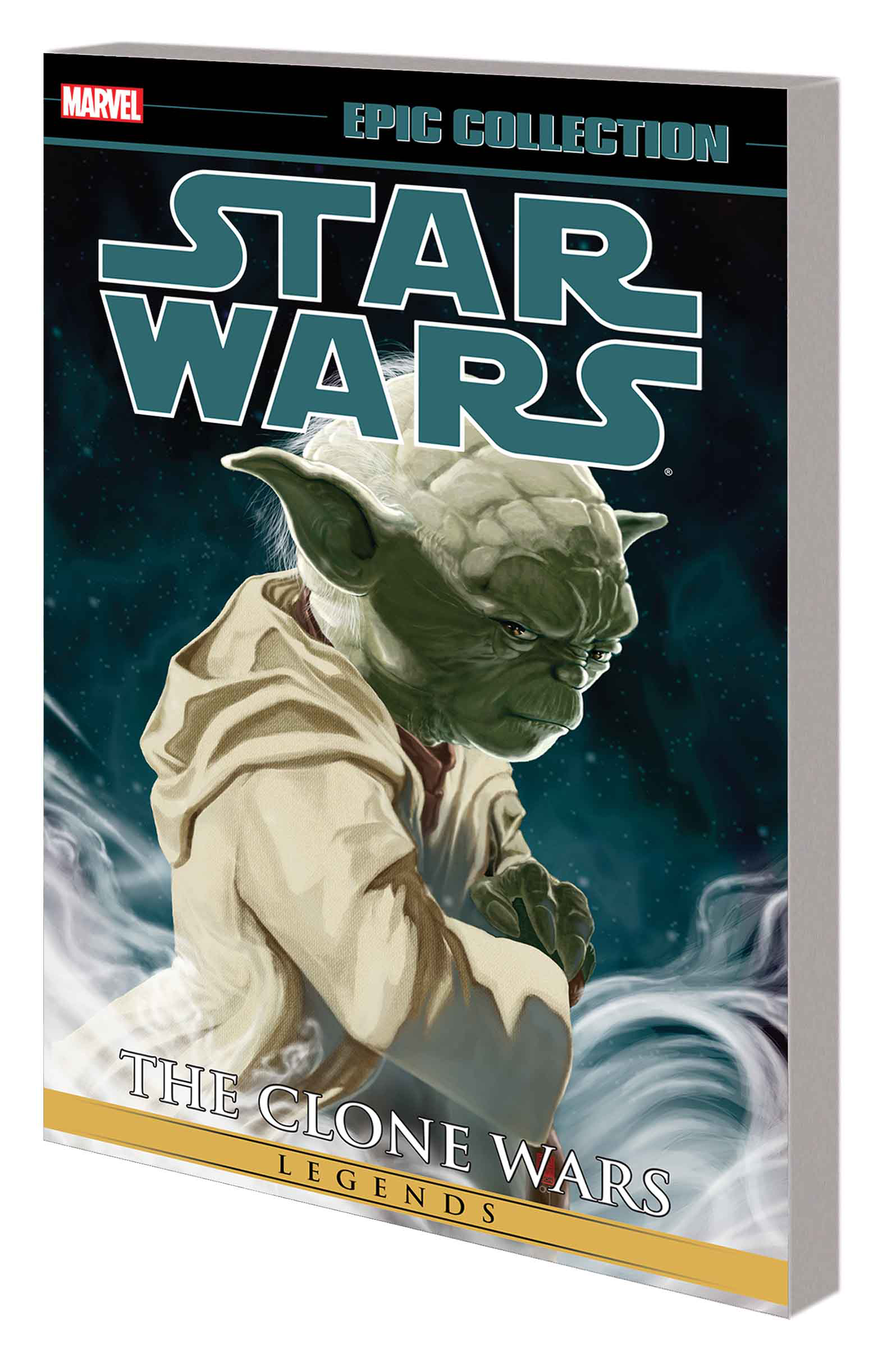 STAR WARS LEGENDS EPIC COLLECTION CLONE WARS TP VOL 01