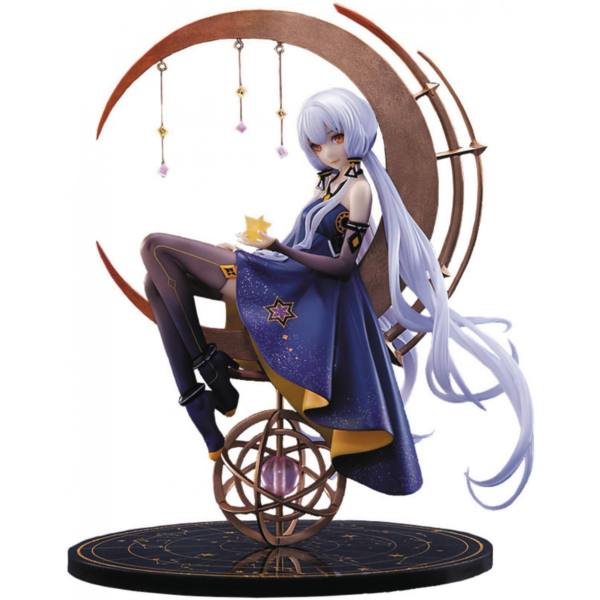 VOCALOID 4 LIBRARY STARDUST 1/8 PVC FIG