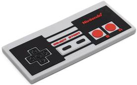 NINTENDO NES CONTROLLER HAND HELD TEETHER