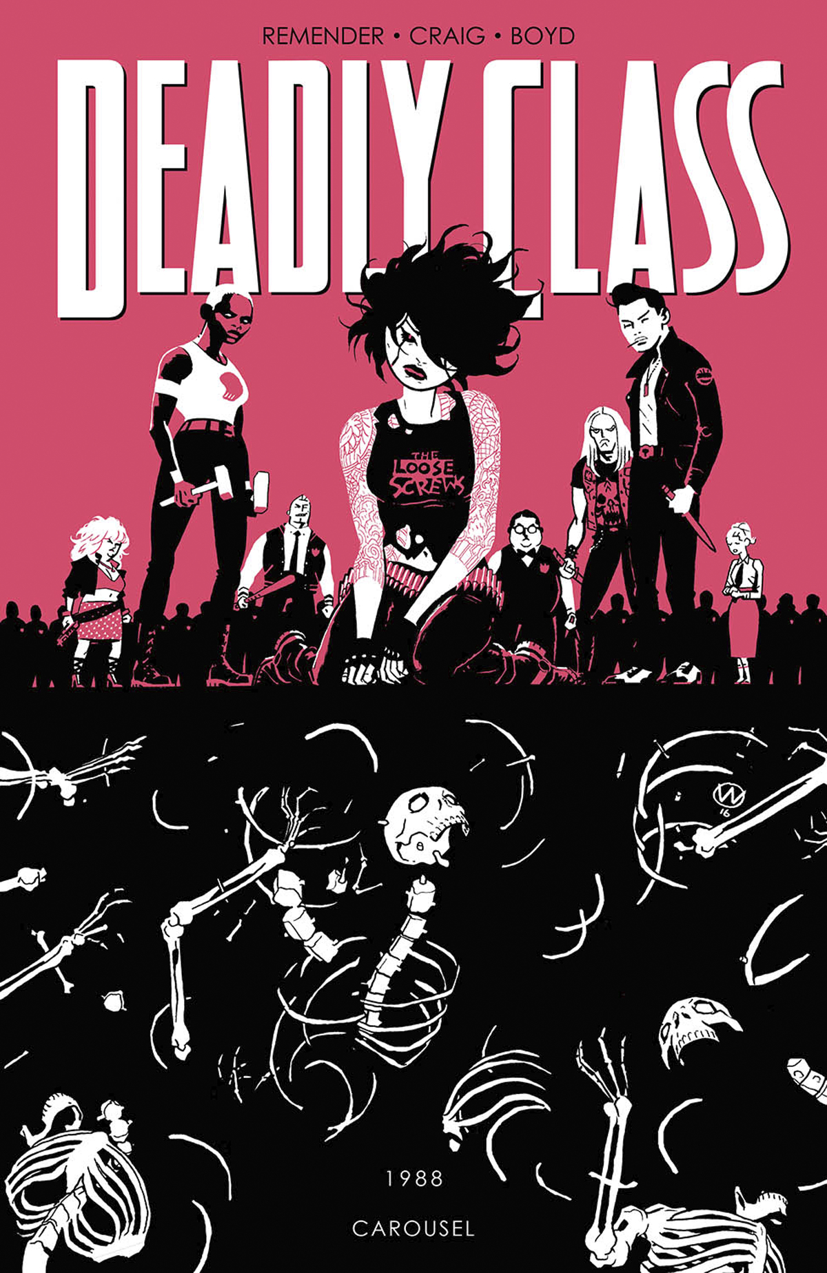 DEADLY CLASS TP VOL 05 CAROUSEL (JAN170822) (MR)