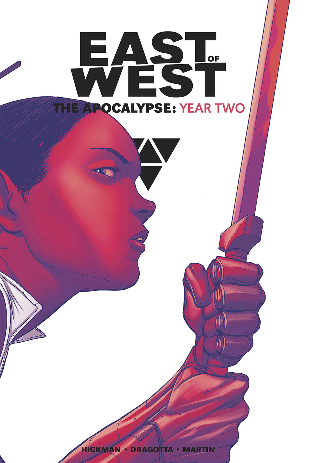 EAST OF WEST THE APOCALYPSE YEAR TWO HC
