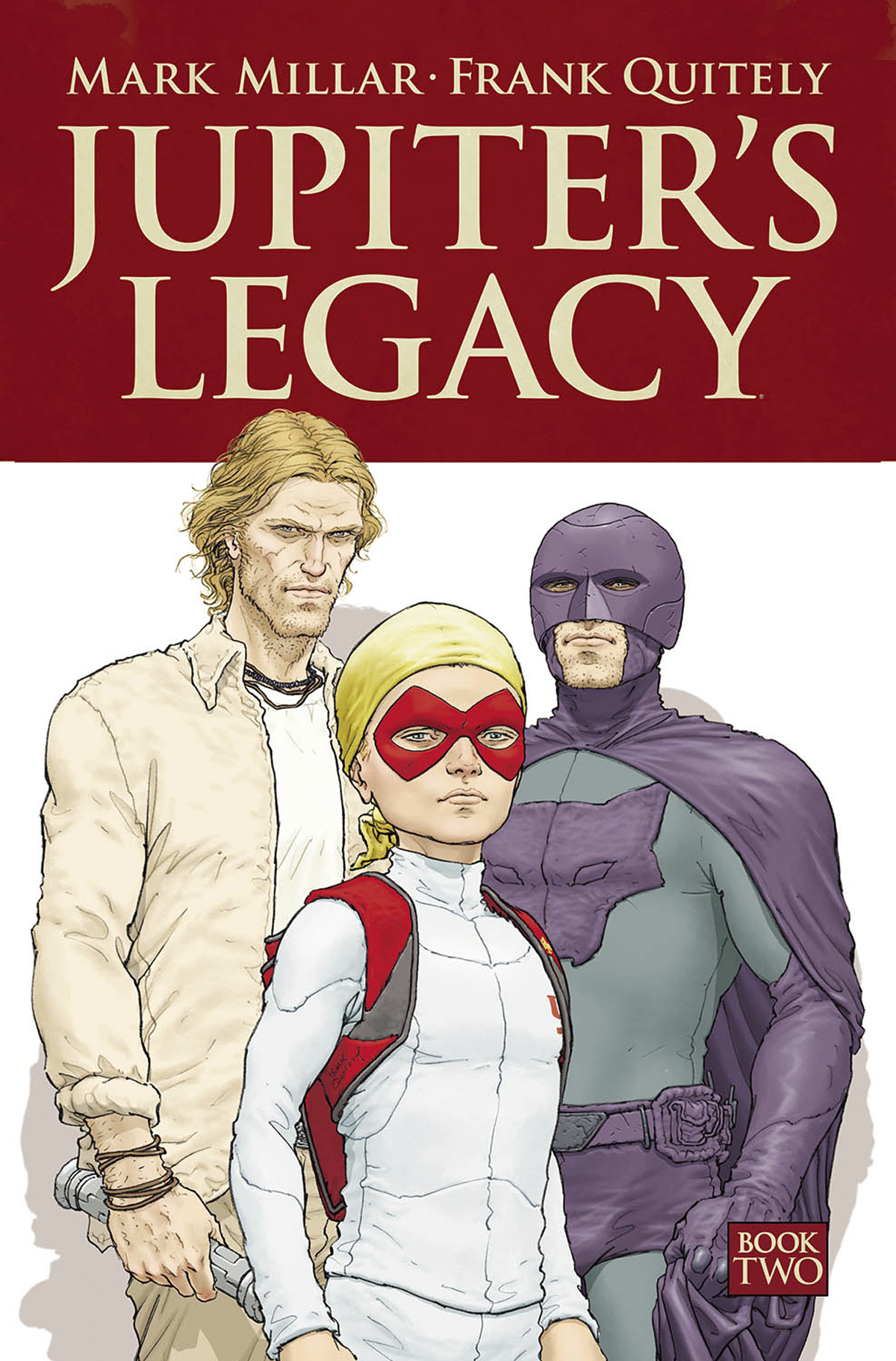 JUPITERS LEGACY TP VOL 02 (MR)