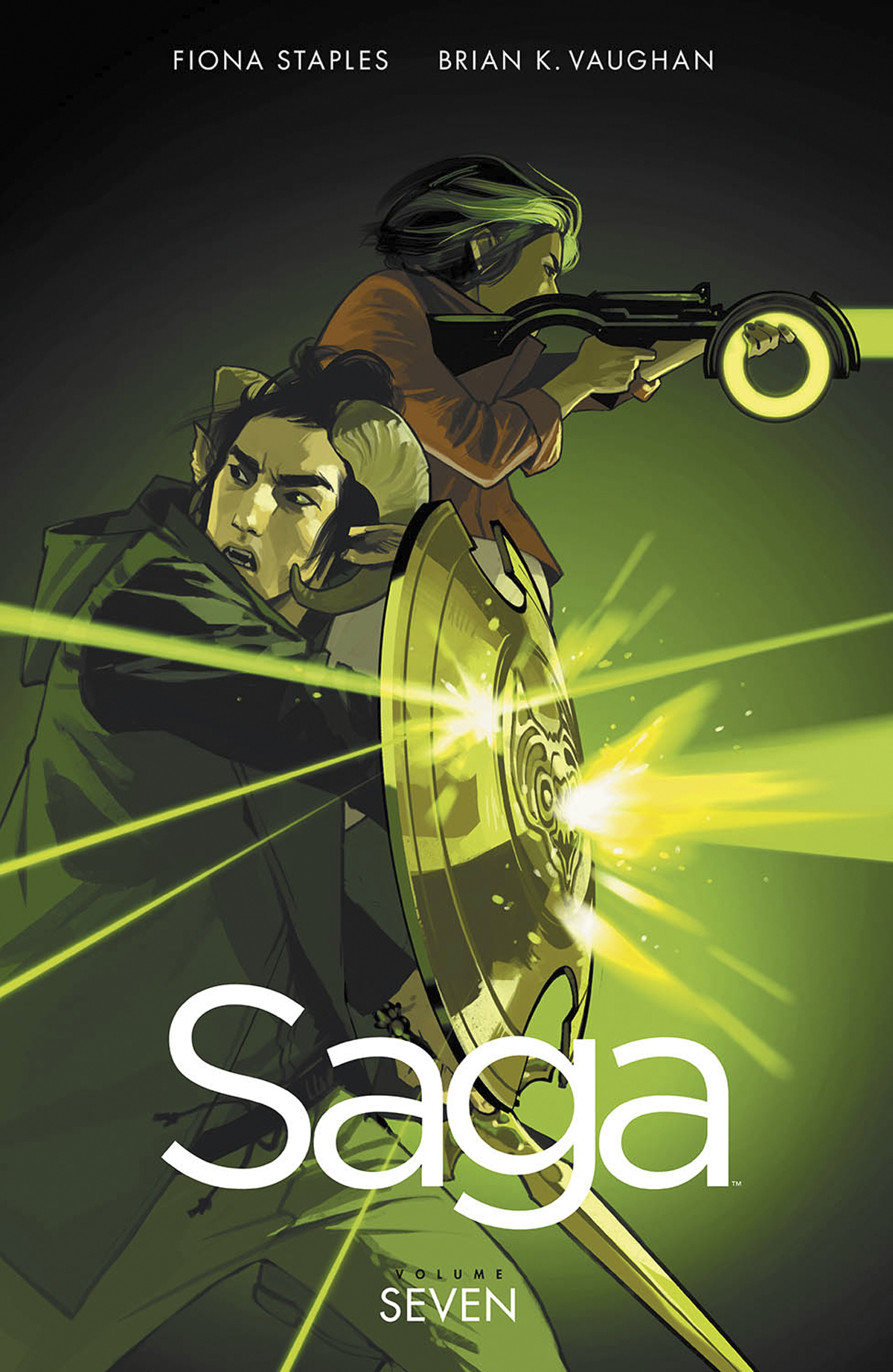 SAGA TP VOL 07 (JAN170850) (MR)