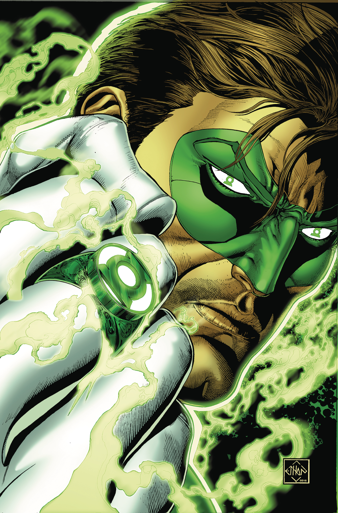 HAL JORDAN & THE GLC TP VOL 01 SINESTROS LAW (REBIRTH)