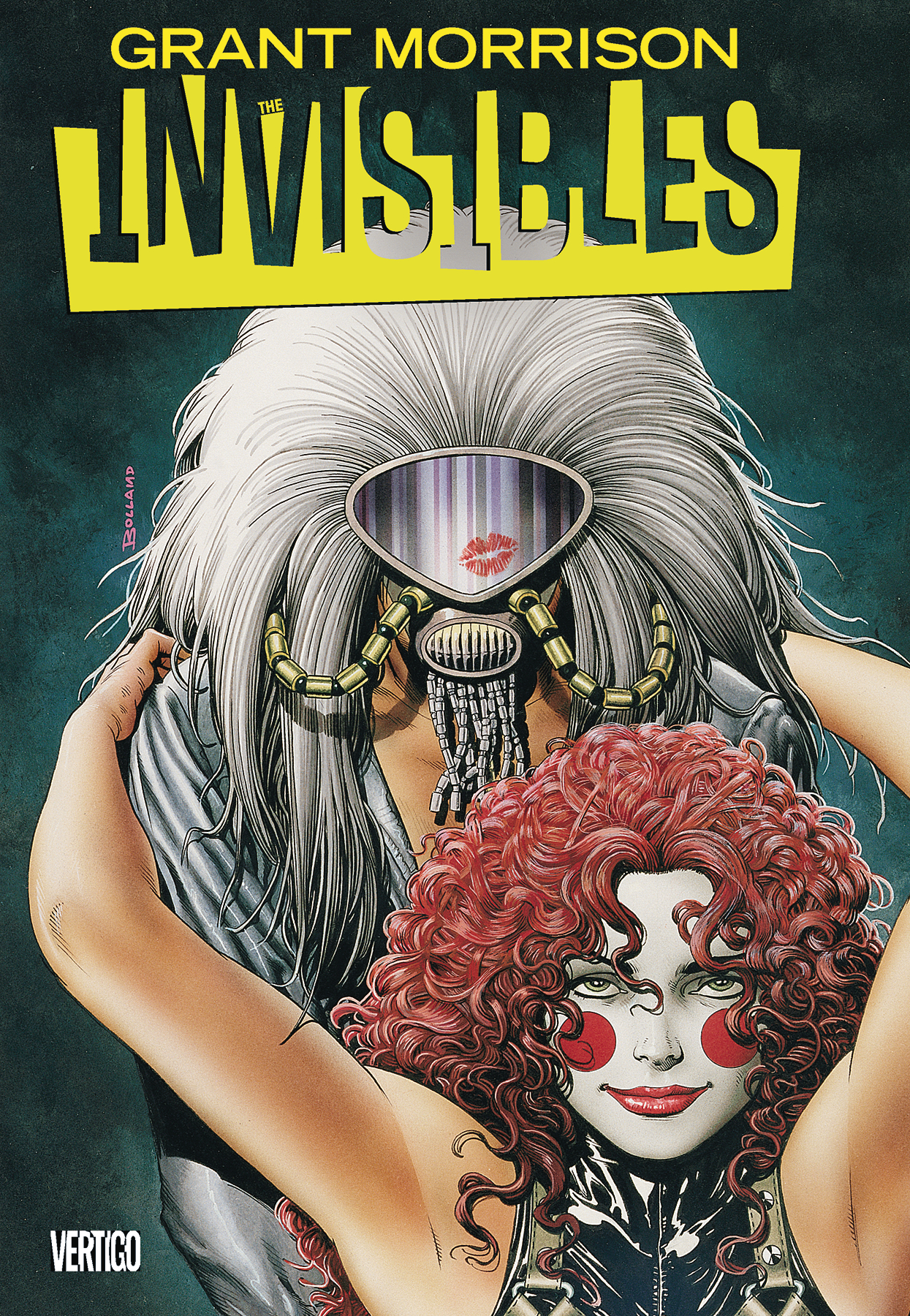 INVISIBLES TP BOOK 01 (MR)