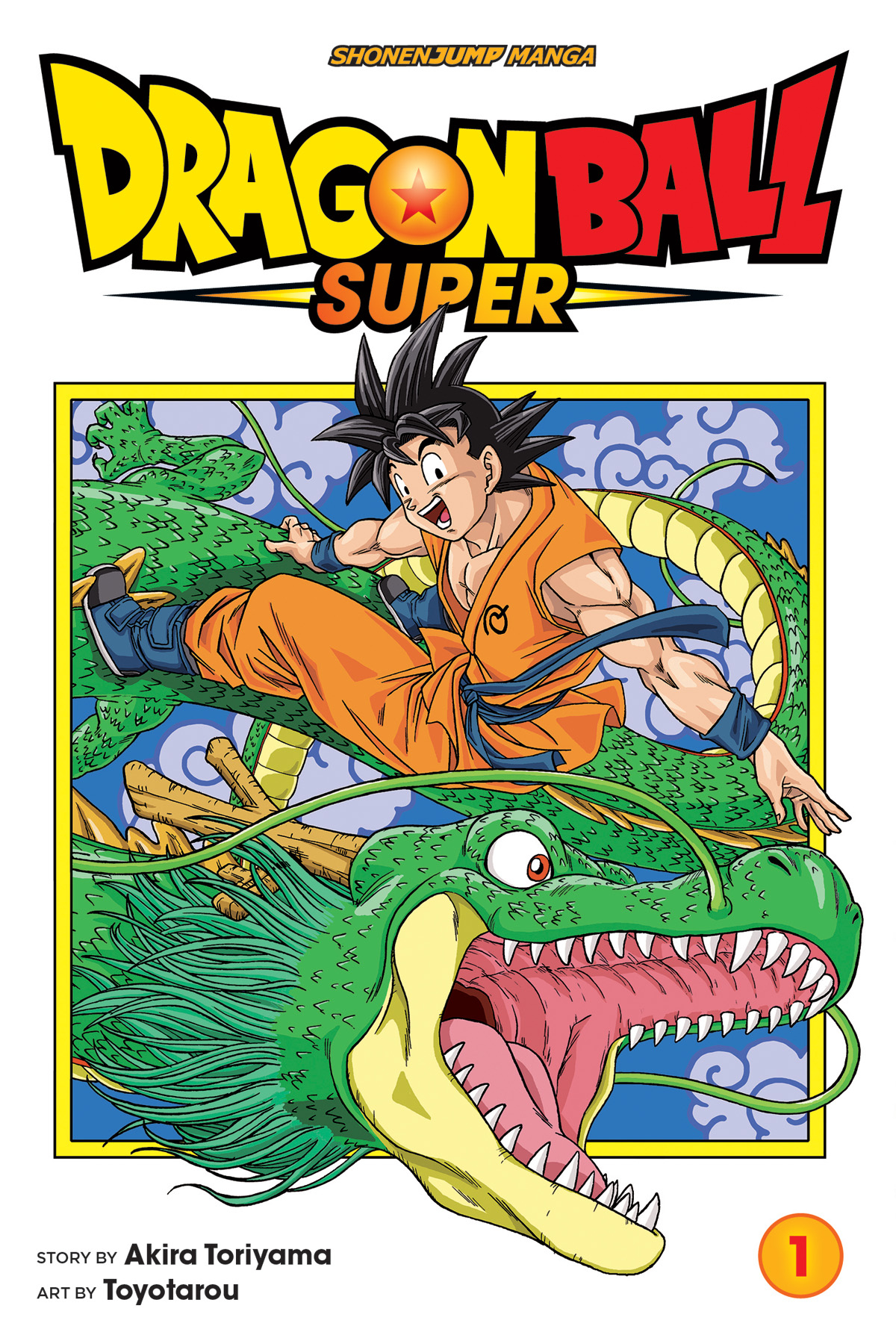 DRAGON BALL SUPER GN VOL 01