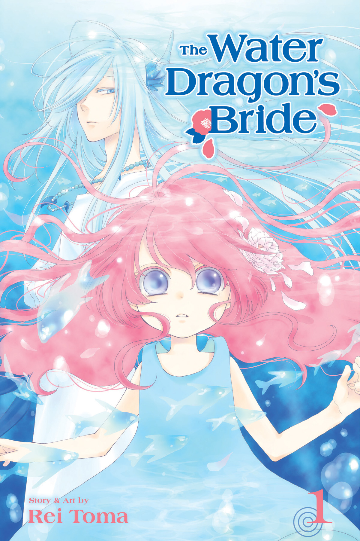 WATER DRAGON BRIDE GN VOL 01
