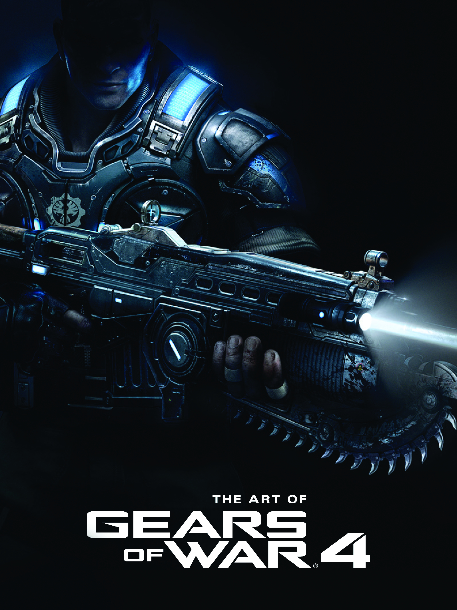 ART OF GEARS OF WAR 4 HC (AUG168422)
