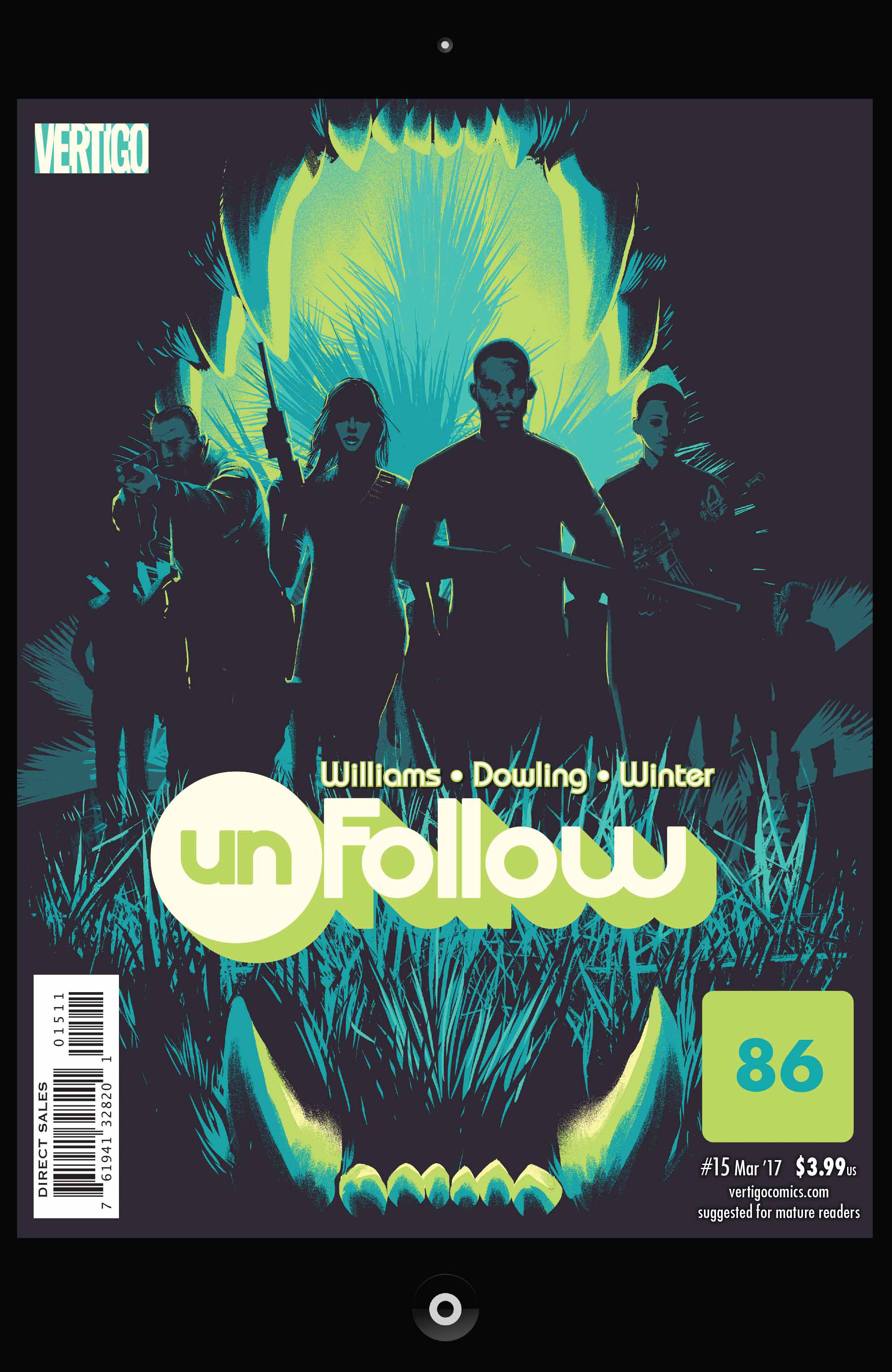 UNFOLLOW #15 (MR)