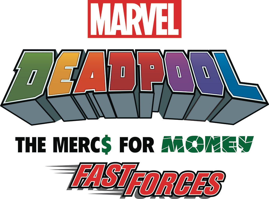 MARVEL HEROCLIX DEADPOOL AND X-FORCE BOOSTER BRICK