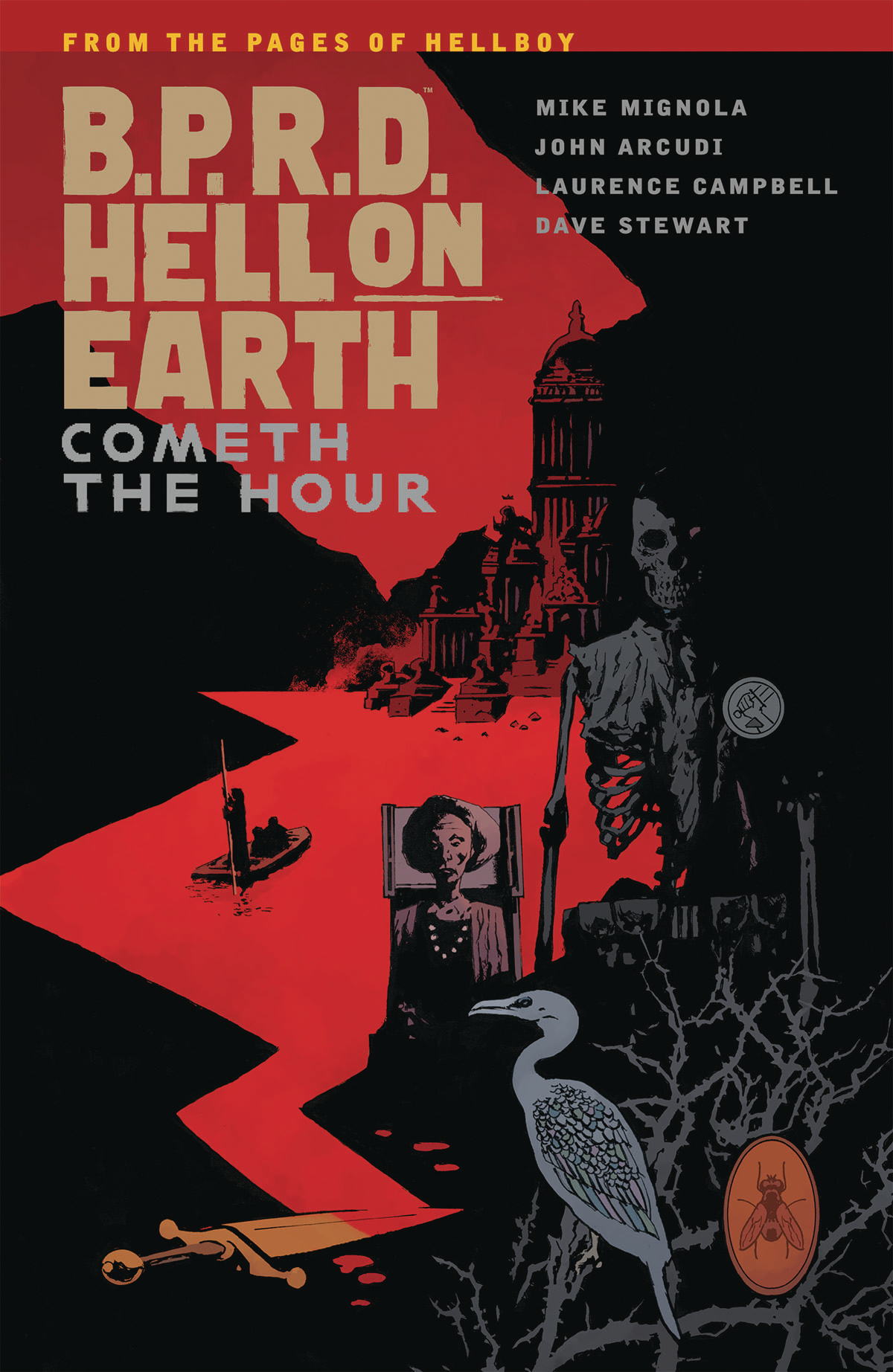 BPRD HELL ON EARTH TP VOL 15 COMETH THE HOUR