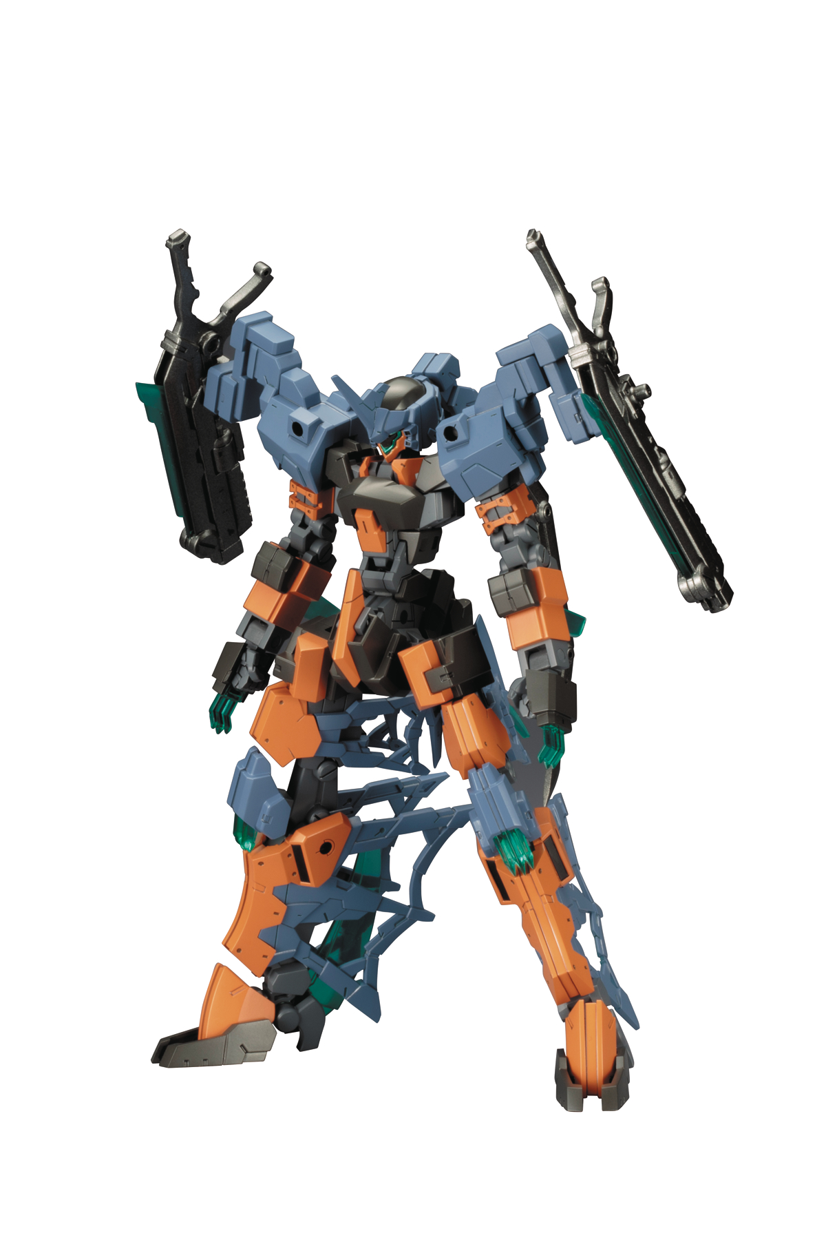 NOV162702 - FRAME ARMS RF-EX10/S WYVERN PLASTIC MODEL KIT