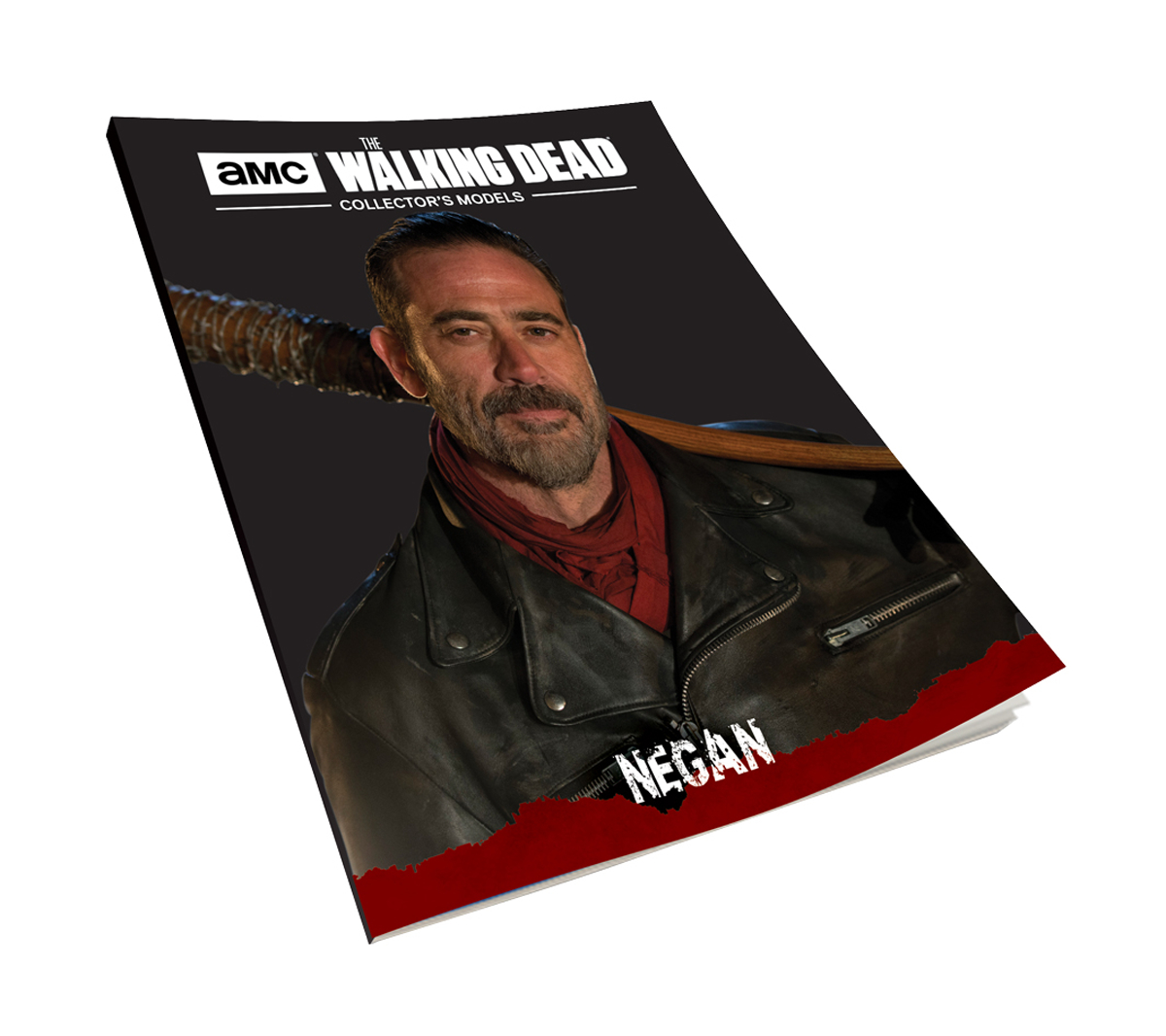 WALKING DEAD FIG MAG #26 NEGAN