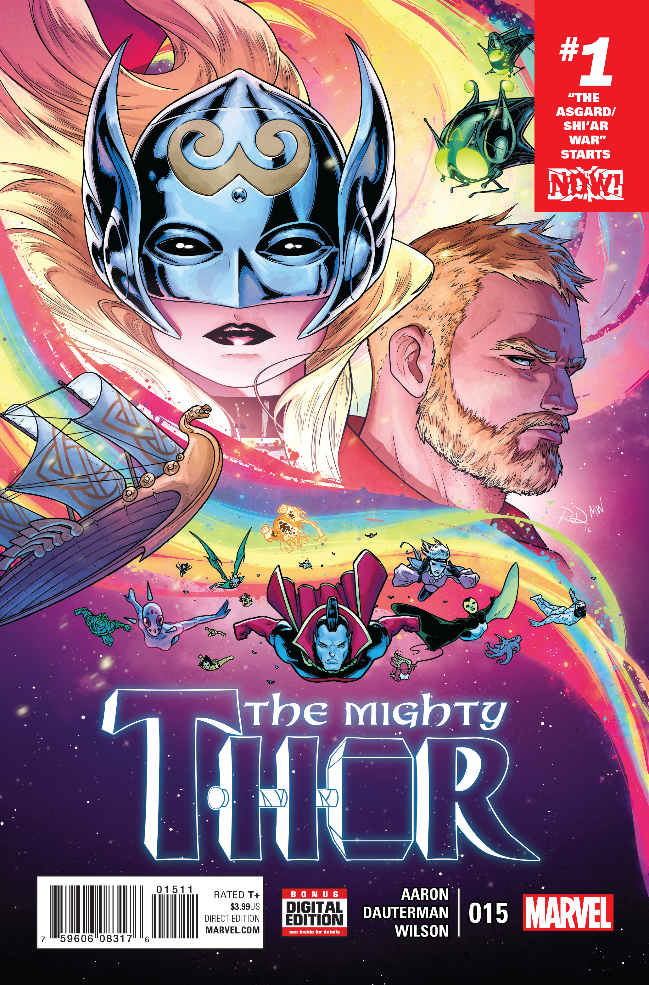 MIGHTY THOR #15 NOW