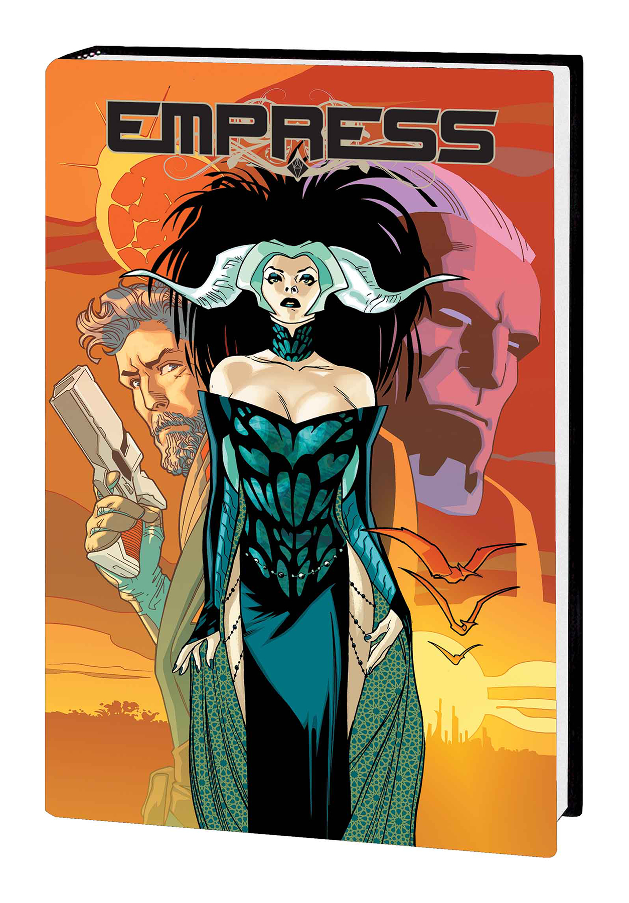 EMPRESS BOOK ONE PREMIERE (Mark Millar & Stuart Immonen) HC