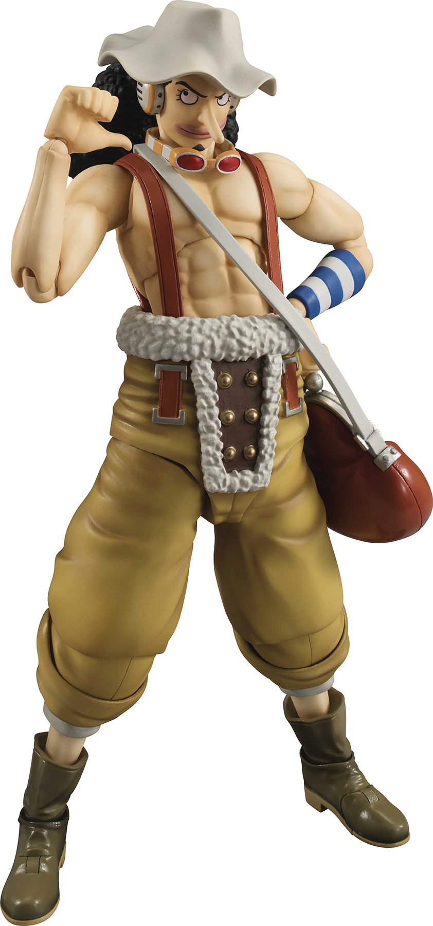 ONE PIECE USOPP VARIABLE ACTION HERO PVC FIG