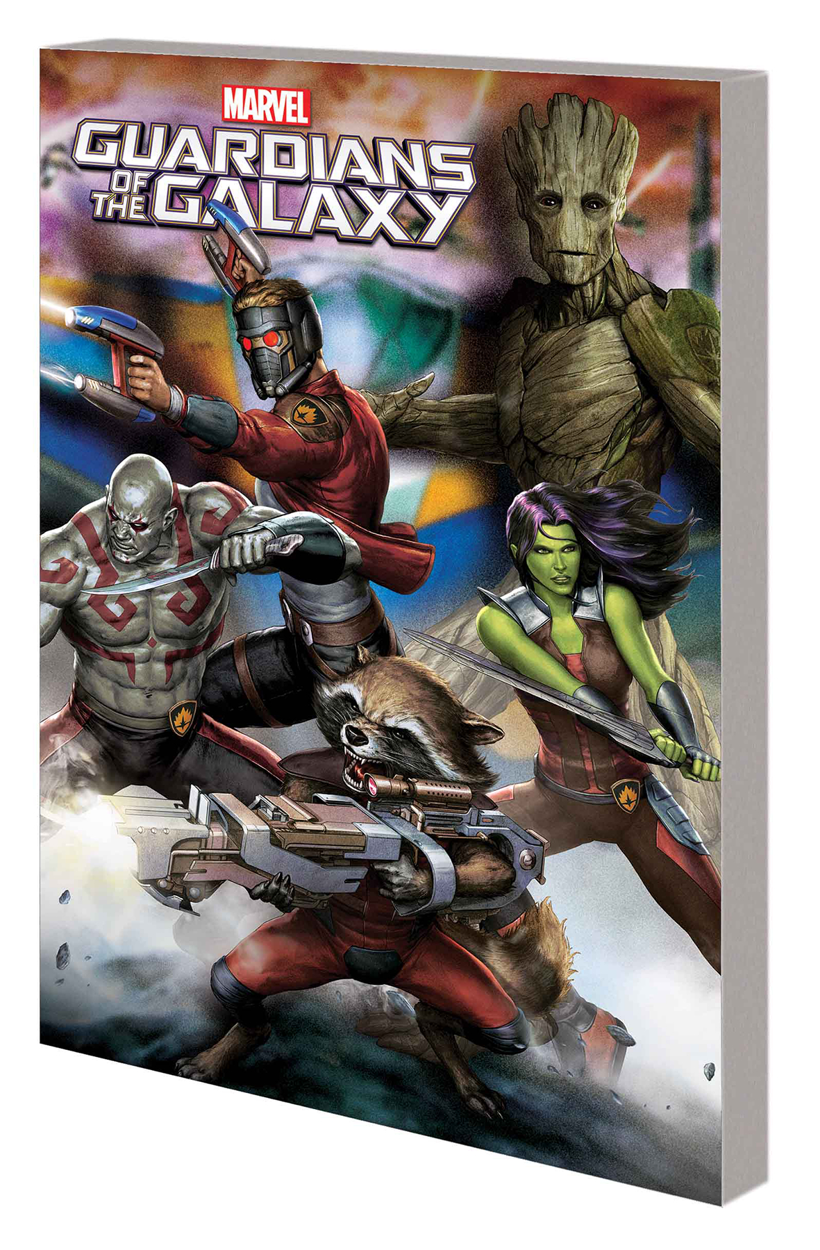 MARVEL UNIVERSE GUARDIANS OF GALAXY DIGEST TP VOL 04